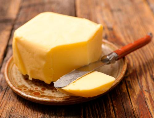 Uma paixão chamada manteiga.