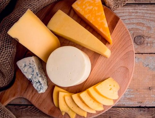 A importância da salga na fabricação de queijos